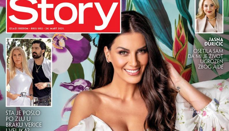 """U prodaji je 802. broj magazina """"STORY""""!"""