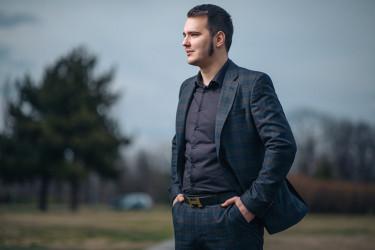 Da ti srce stane! Aleksa Balašević se emotivnom porukom obratio ocu: Čisto da te podsetim na tvoj rođendan! (foto)