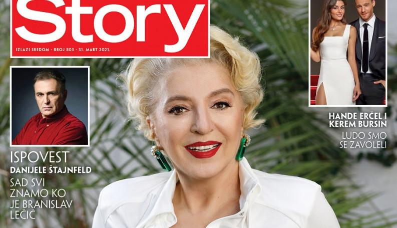 """U prodaji je 803. broj magazina """"STORY""""!"""