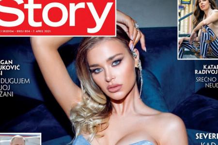 """U prodaji je 804. broj magazina """"STORY""""!"""