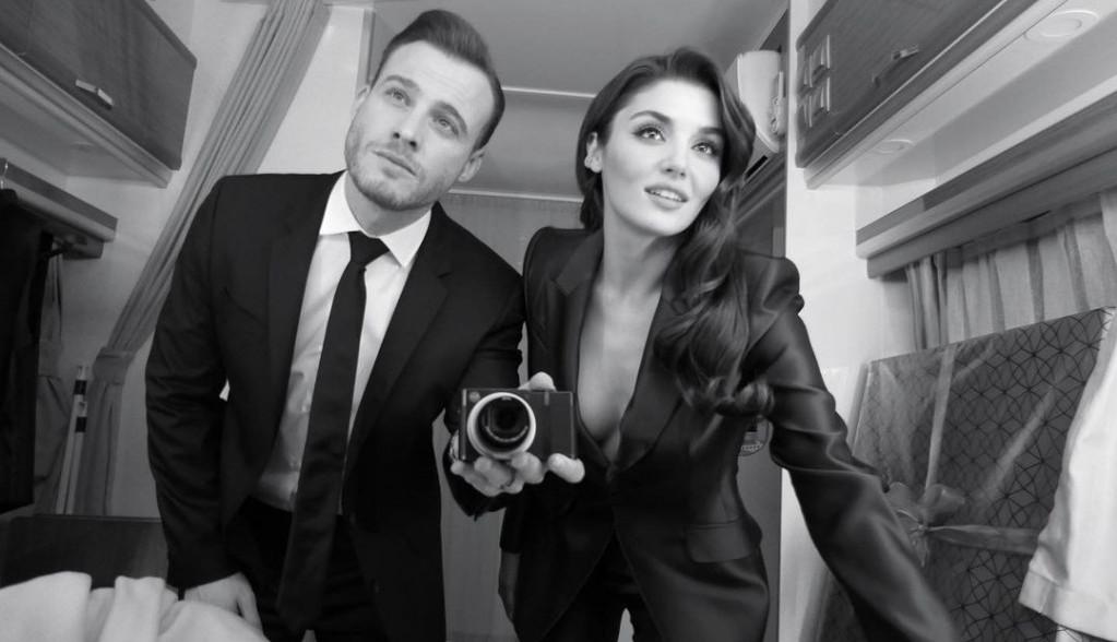 Sada je i zvanično: Hadne Erčel i Kerem Bursin su u vezi! Ovo je njihovo ljubavno gnezdo (FOTO)