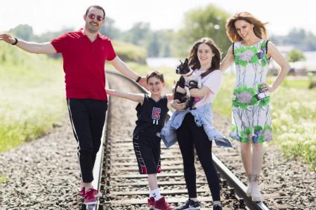 Veliko slavlje preko okeana: Porodica Nikole Đurička ne skriva sreću (foto)