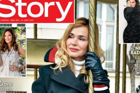 """U prodaji je 805. broj magazina """"STORY""""!"""