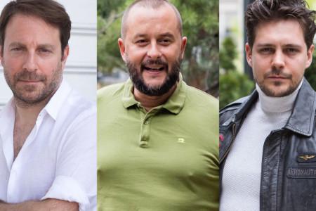 Iznenadićete se: Koja žena povezuje Miloša Bikovića, Ivana Ivanovića i Gordana Kičića