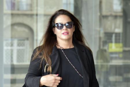 Katarina Rebrača se danas pojavila na sudu - Sve iznenadila izgledom (FOTO)