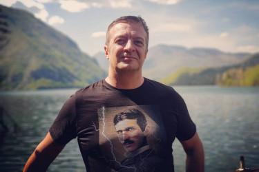 Upoznajte Zoi: Mašan Lekić predstavio ćerkicu (FOTO)