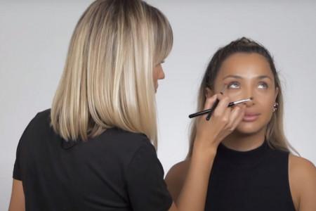 Korak po korak do savršenog make up look-a: Našminkajte se kao Maja Berović (video)