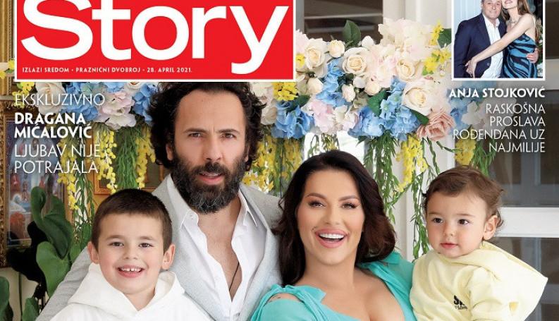 """U prodaji je 807. broj magazina """"STORY""""!"""