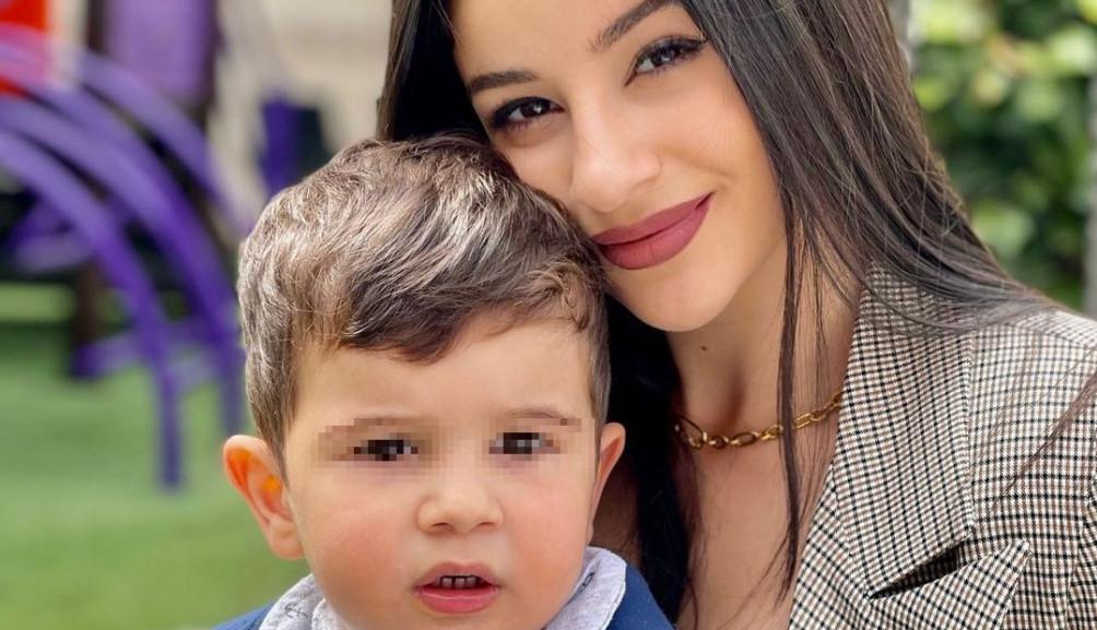 Čestitka je tu, ali tate nema: Zbog sukoba Marine i Darka, drugi Aleksejev rođendan potpuno drugačiji (FOTO)