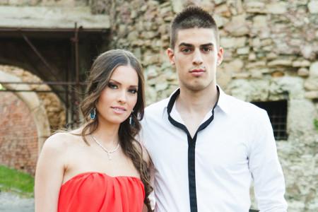 Prve nevolje u braku Mirke Vasiljević i Vujadina Savića deset dana nakon što su dobili četvrto dete