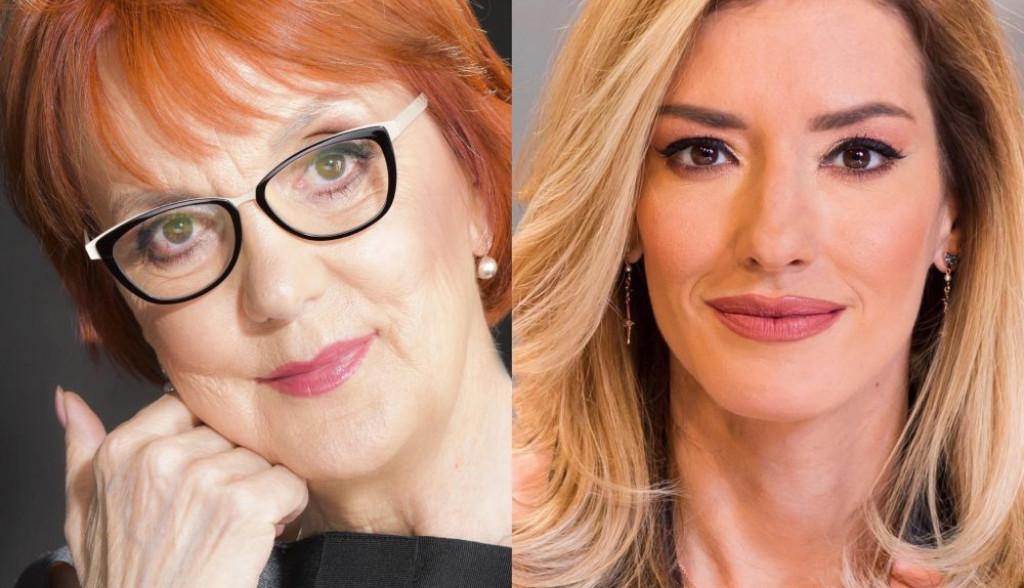 Vedrana Rudan šokirala u emisiji uživo i UVREDILA Željka pred Jovanom Joksimović! (VIDEO)