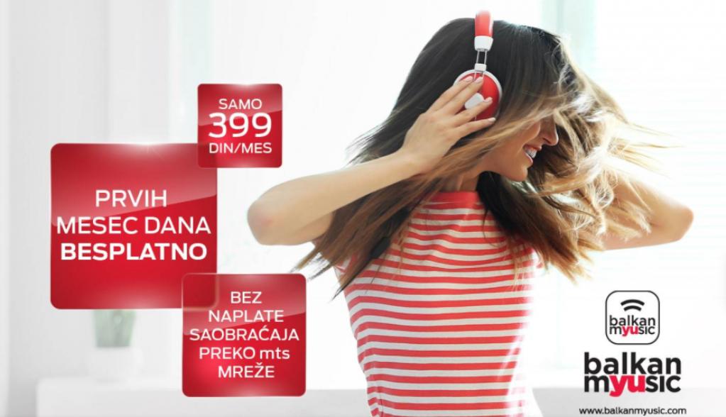 Balkan Myusic: Najbolji domaći hitovi na jednom mestu