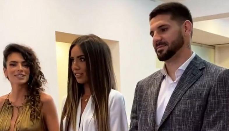 Ekskluzivne fotografije: Tajno venčanje Aleksandra Mitrovića