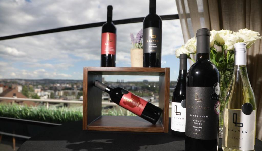 Predstavljeno šest etiketa mađarske vinarije Lajver