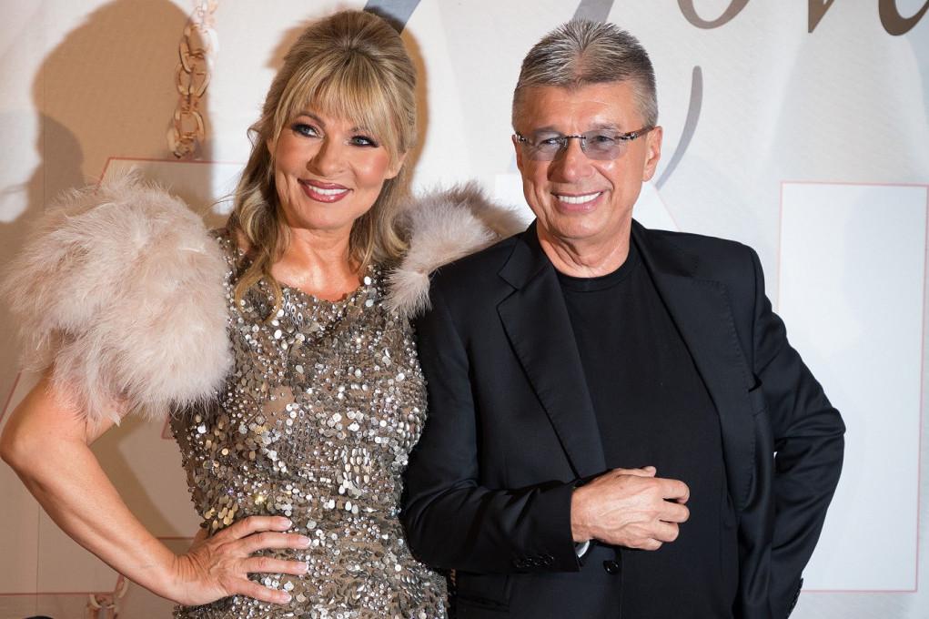 Fotografija govori više od 1000 reči: Pogledajte kako su Suzana i Saša Popović izgledali na venčanju