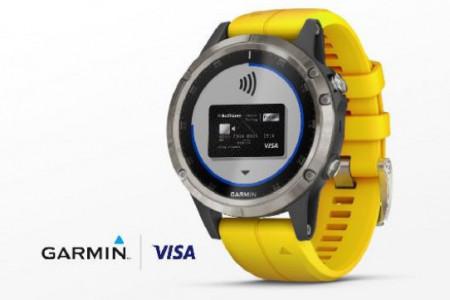 Raiffeisen banka je prva na tržištu omogućila Garmin Pay uslugu korisnicima svojih Visa kartica