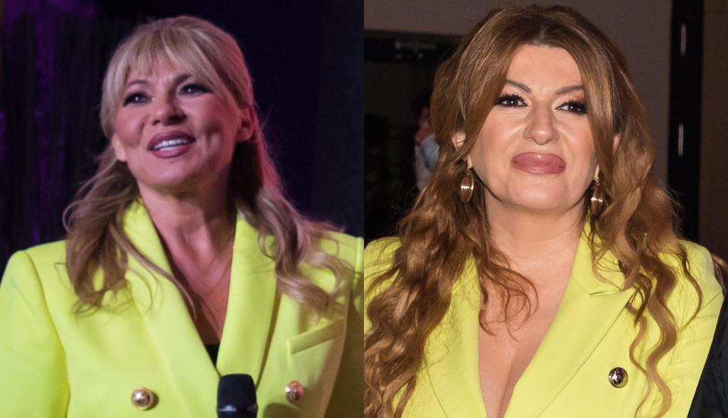 """Neprijatno! Na veliki dan Suzane Jovanović, Viki Miljković šokirala identičnim """"outfitom"""" (FOTO)"""