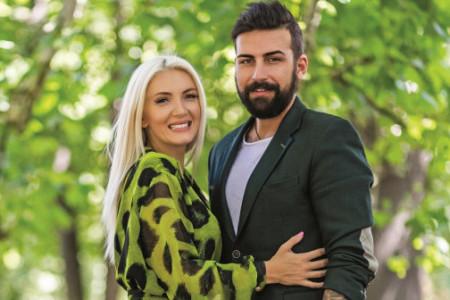 Nikolina i Saša Kapor otvorili vrata svog doma na Voždovcu: Omiljeni kutak pevačice će vas oduševiti (foto)