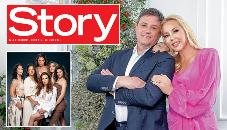 """U prodaji je 815. broj magazina """"STORY""""!"""