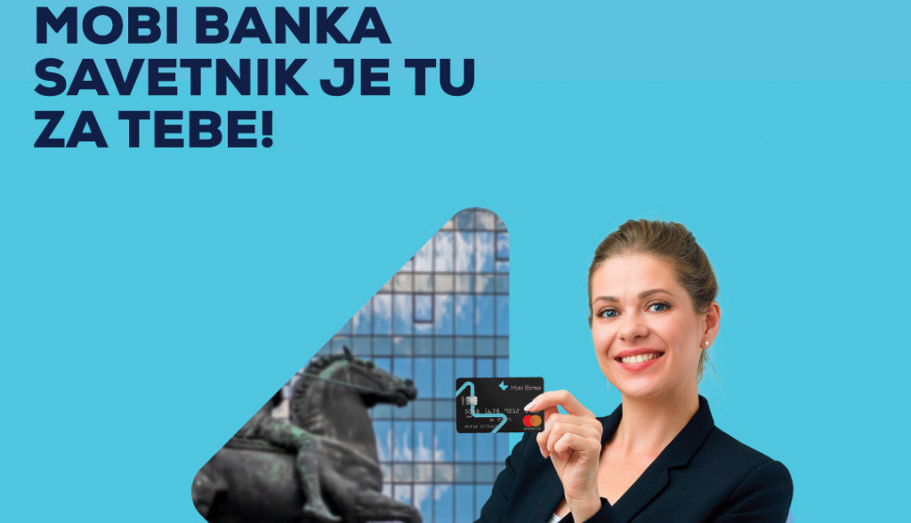 Od početka pandemije Mobi Banka otvorila 131 novo radno mesto, žene čine 71% svih zaposlenih