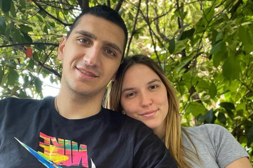 Sedam meseci ljubavi Petra Divac i Mihajlo Veruović proslavili romantičnim putovanjem (FOTO)