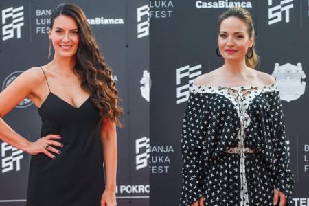 Holivud na balkanski način: Zvezde zablistale na crvenom tepihu Banja Luka Festa (FOTO)