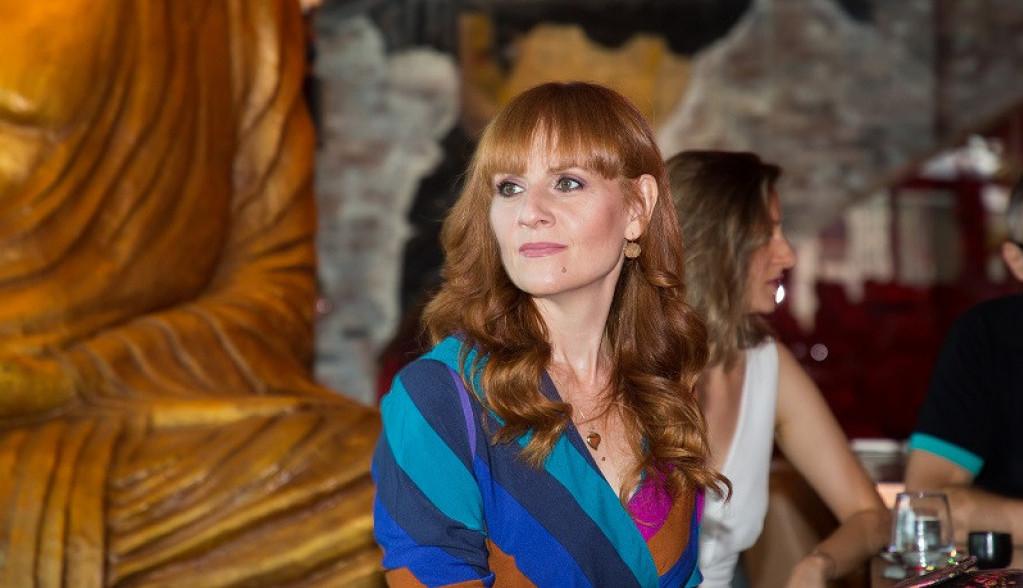 Prvo zajedničko pojavljivanje, posle dugo vremena: Aleksandra Kovač blista u pratnji supruga (FOTO)
