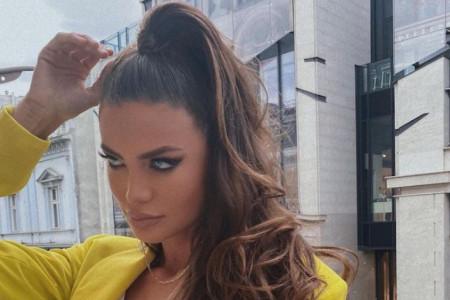 Efektna promena Milice Pavlović: Kompletan look želećete da ponesete ovog leta