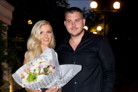 Posle zanosne plavuše atraktivna brineta: Viktor Živojinović u vezi sa bivšom devojkom OVOG političara (FOTO)
