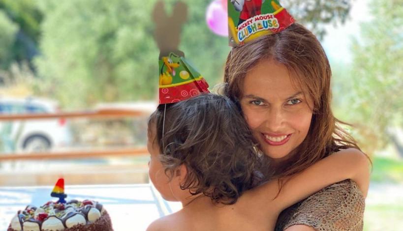 Sve za svoje dečake: Nataša Pavlović mlađem sinu priredila nezaboravno iznenađenje (FOTO)
