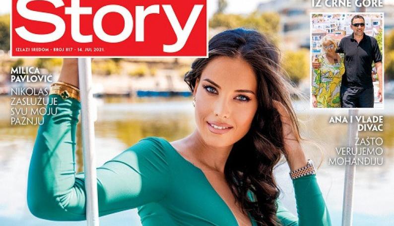 """U prodaji je 817. broj magazina """"STORY""""!"""