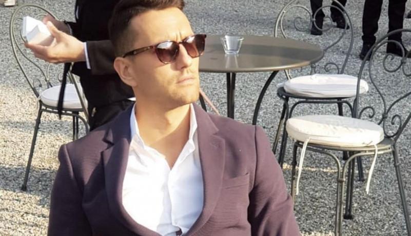 Najbolji frajer među fudbalerima svih generacija posle razvoda LUD OD LJUBAVI! Ovo je lepotica koja je osvojila Boška Jankovića! (FOTO)