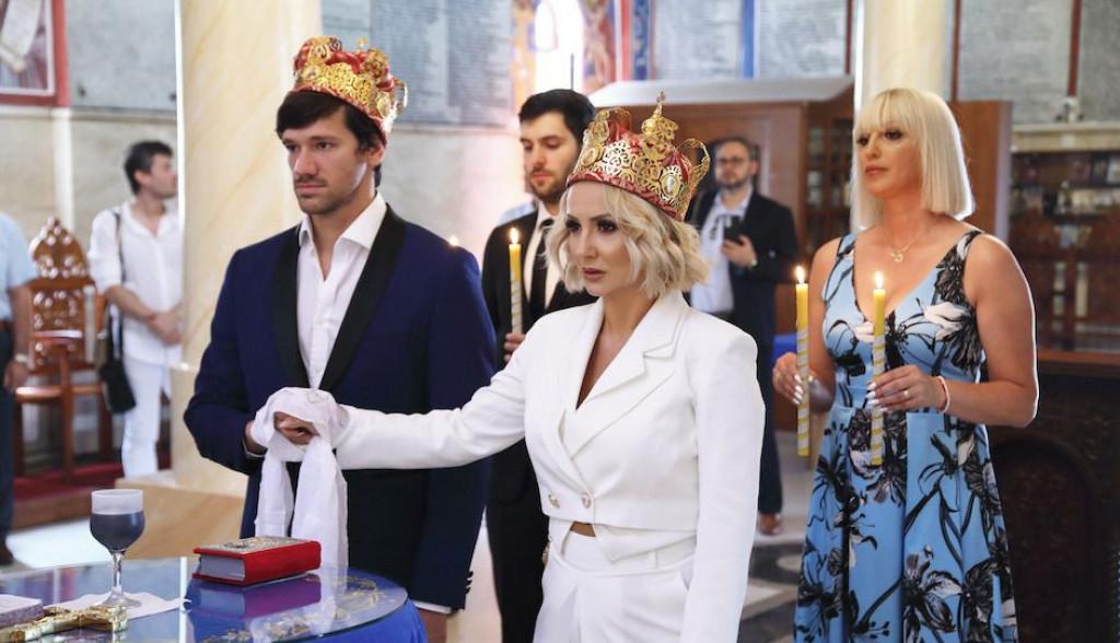 EKSKLUZIVNO! Fotografije venčanja i prvi intervju mladenaca! Goca: Raša sad do kraja života mora da trpi ovu ženetinu