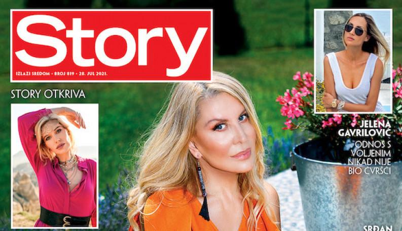 """U prodaji je 819. broj magazina """"STORY""""!"""