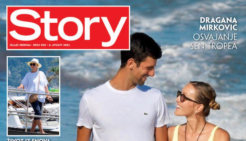 """U prodaji je 820. broj magazina """"STORY""""!"""
