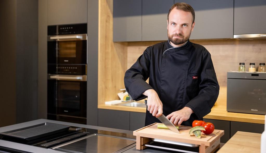 VANJA PUŠKAR, osnivač i kurator New Balkan Cuisine koncepta - ČAROLIJA BALKANSKE KUHINJE