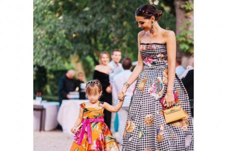 Ništa lepše niste videli: Anja Valente i Indija Rouz stilski usklađene (FOTO)
