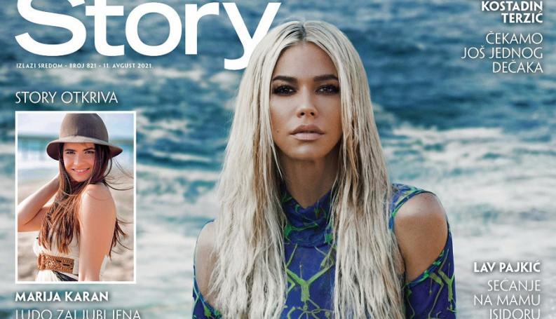 """U prodaji je 821. broj magazina """"STORY""""!"""
