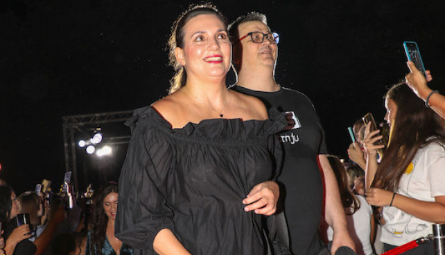Prvi put nakon TEŠKE BOLESTI Milica Milša i Žarko Jokanović zajedno u javnosti! Evo kako posle svega izgleda muž slavne glumice (FOTO)