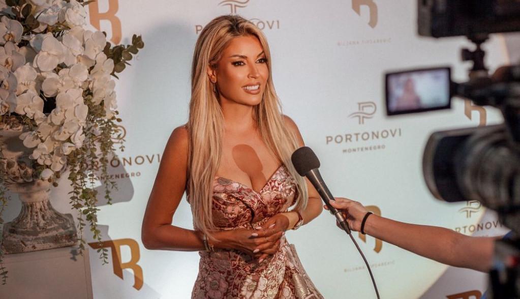 Spoj luksuza i moći: Zavirite na modnu reviju Biljane Tipsarević (FOTO)