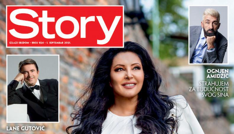 """U prodaji je 824. broj magazina """"STORY""""!"""