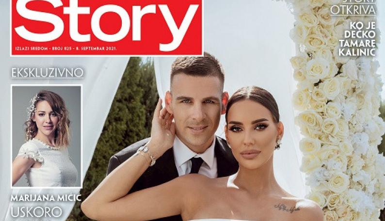 """U prodaji je 825. broj magazina """"STORY""""!"""