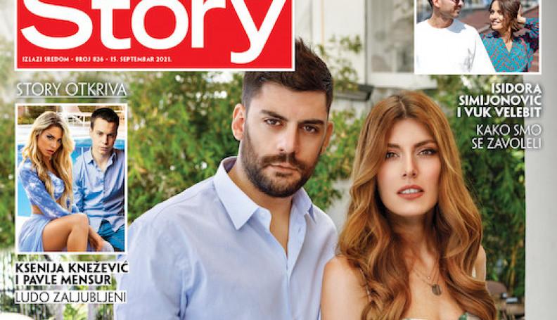 """U prodaji je 826. broj magazina """"STORY""""!"""