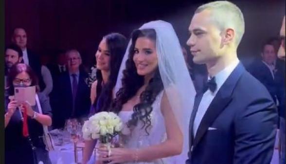 Zavirite na glamuroznu svadbu Kostadina Terzića: Svi gledaju samo u mladu! (FOTO)