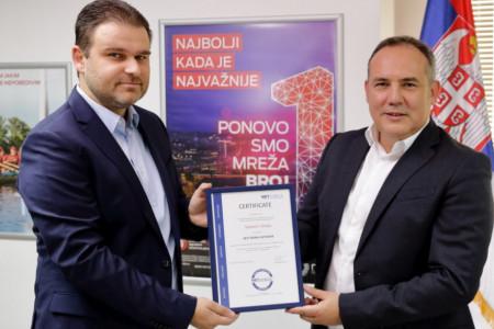 mts NAJBOLJA MOBILNA MREŽA U SRBIJI - potvrdio Net Check