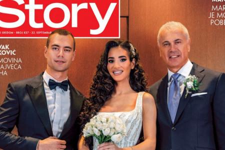 """U prodaji je 827. broj magazina """"STORY""""!"""
