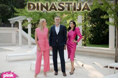 RAZVODI, PREVARE, OTMICE, IZGUBLJENI ČLANOVI PORODICE, VENČANJA: Večeras u 21h na TV Pink počinje Dinastija, bićete prikovani za male ekrane