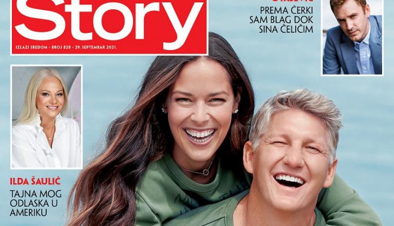 """U prodaji je 828. broj magazina """"STORY""""!"""