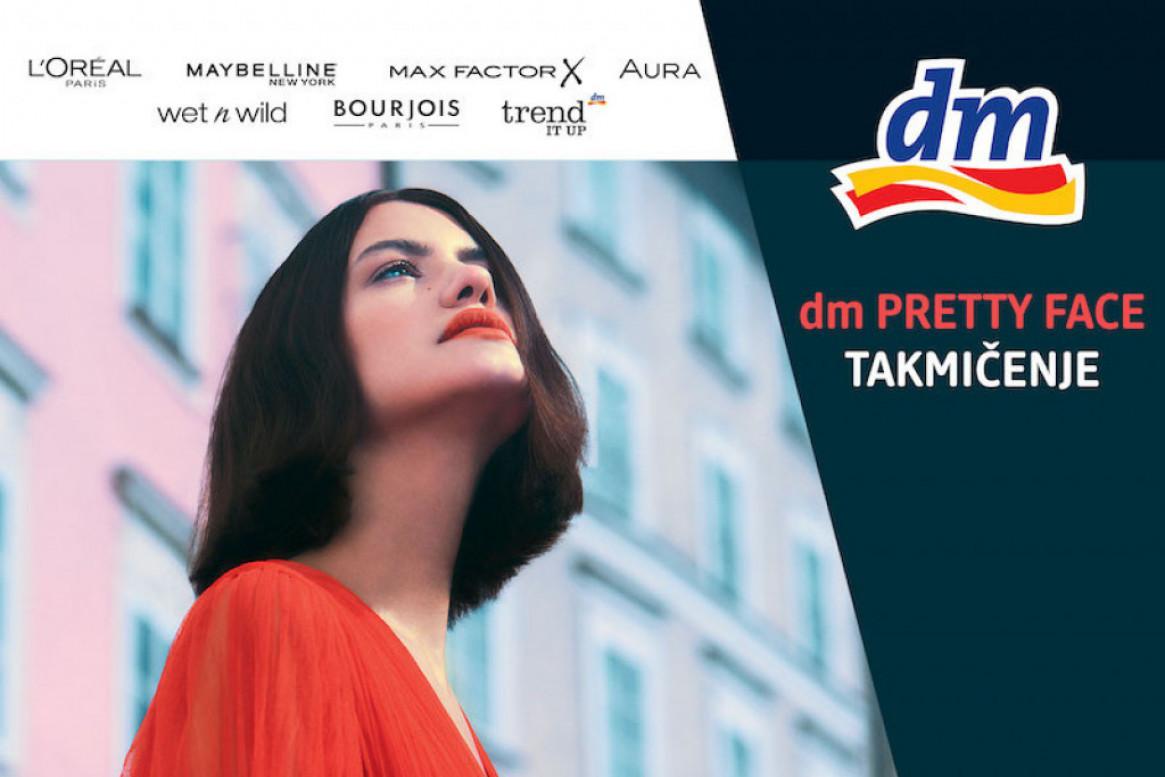 """Najveći onlajn """"makeup show"""" u Srbiji: Pripremite se za dm Pretty Face"""