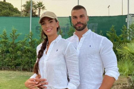 Bivši dečko joj bizarno liči na sadašnjeg muža! Pogledajte za koga se Ivana Španović zamalo udala! (FOTO)